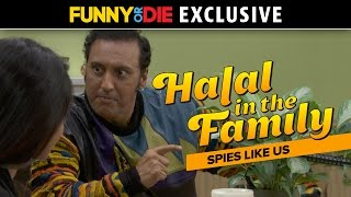 Halal In The Family: Spies Like Us
