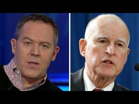 Gutfeld: As Oroville dam crumbled, where was Jerry Brown?