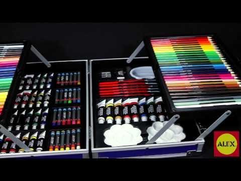 ALEX Toys Multimedia Art Center 57R