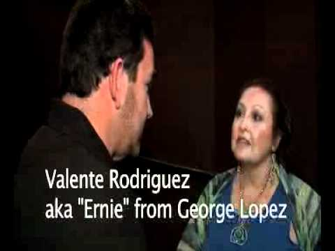 Valente Rodriguez (Ernie from 'George Lopez') on Action Man