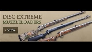 Muzzleloaders - Knight Rifles Disc Extreeme & Long Range Hunter Muzzleloader Instructional Video.