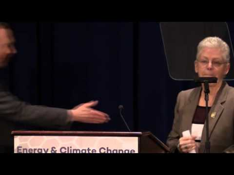 Energy&Climate Change Conference 2015 Gina McCarthy