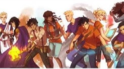 Percy Jackson Character Theme Songs