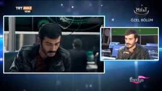 Milat Dizisinin Hamza'sı Ufuk Bayraktar ile Röportajımız - Medya Festival - TRT Avaz