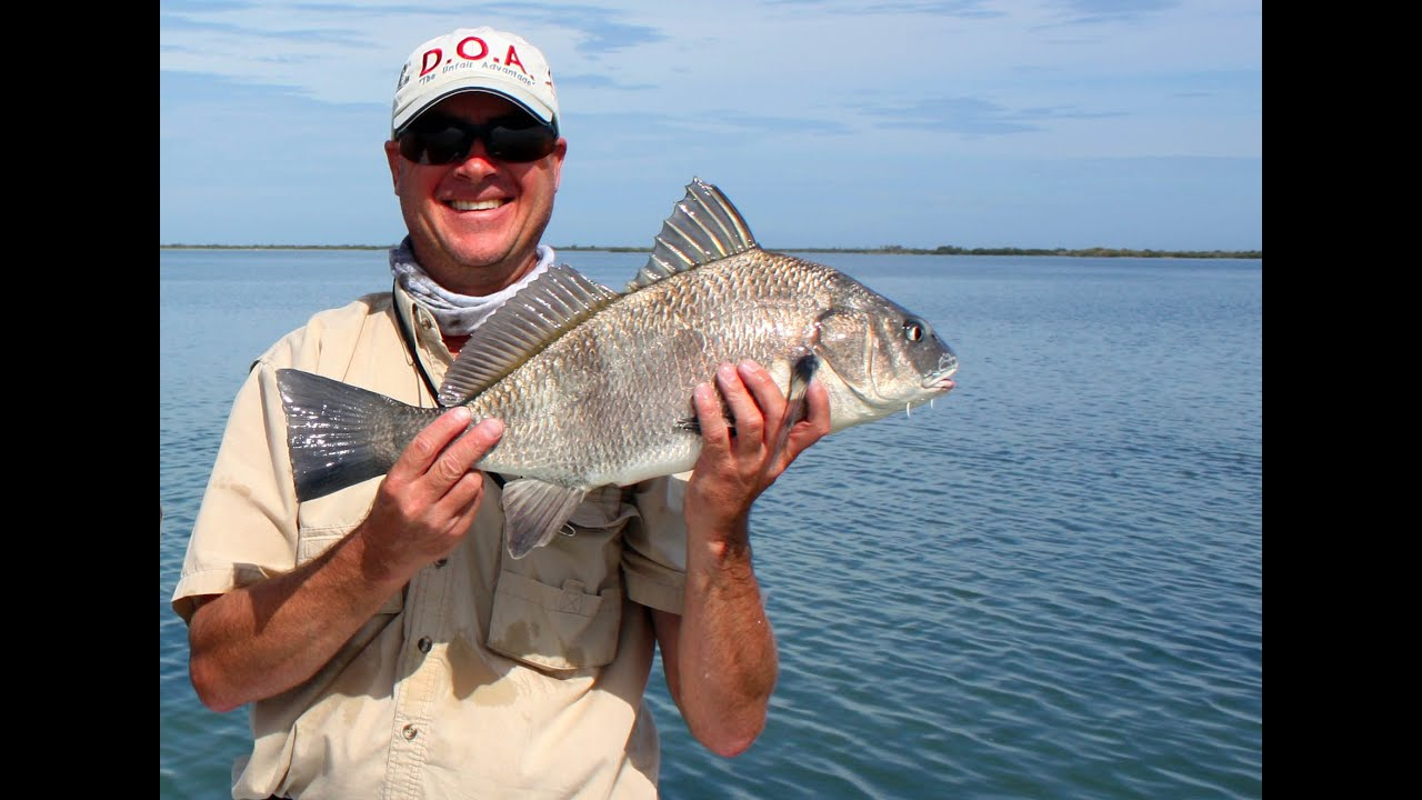 Part iv means how to catch redfish trout black drum for How to fish for redfish