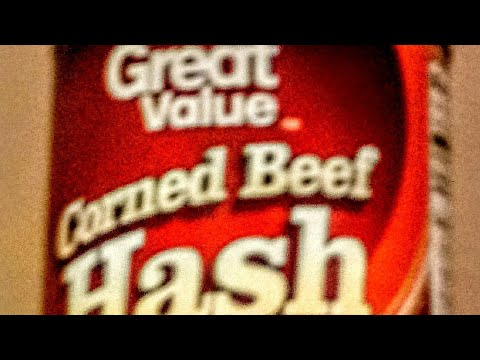 Great Value Corned Beef Hash