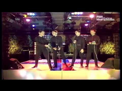 "It's 3 p.m., let's say ""buona sera"" to this video of Kraftwerk performing on Italian TV"