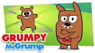 Grumpy McGrump: Squishy Toy | Ep. 01 (Do Not Disturb!)