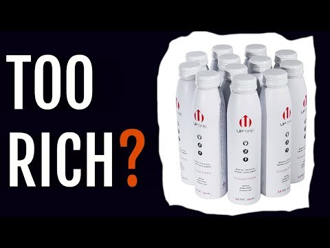 Why I will NOT be Buying This | Uptime Premium Energy Drink Review