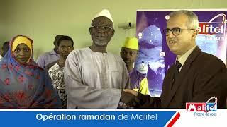 Mali: Opération ramadan 2019 de Malitel