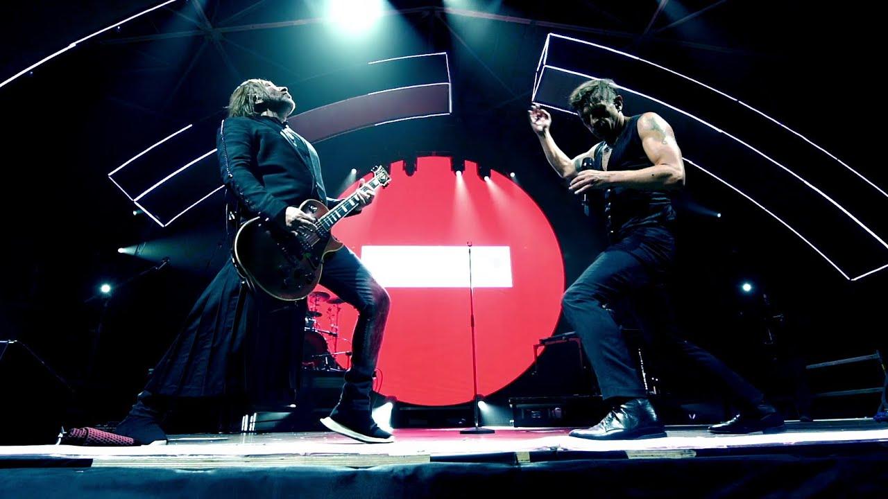 Би-2 — Компромисс (LIVE @ 19 концертов тура NewBest)