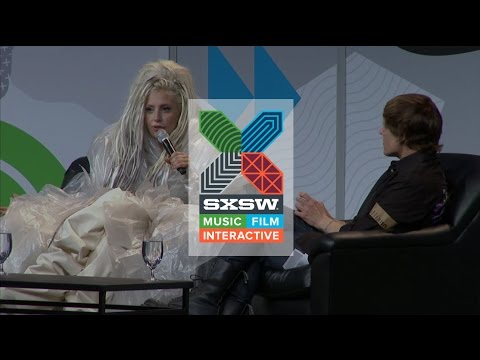 Lady Gaga: Keynote | Music 2014 | SXSW