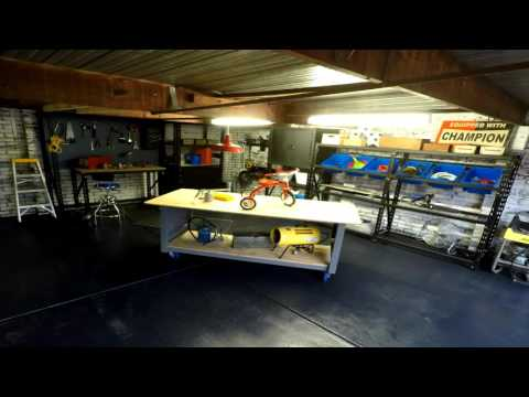 How To Give Your Garage A Makeover – D.I.Y. At Bunnings