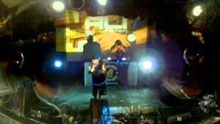ALI aka MIND / DJ AKRYLIK (3/4) @Casa Babylon . Cordoba 2014