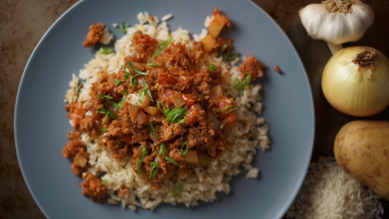 Vegan Filipino Corned Beef Comfortfood Youtube
