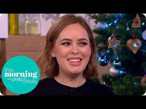 Tanya Burr's Edible Christmas Tree Decorations! | This Morning
