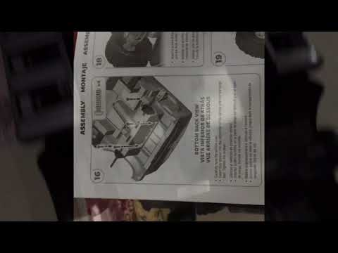 Unboxing Fisher - Price Power Wheels Ford F-150 from Best Buy
