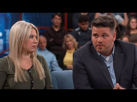 'It's A Terrible Thing What I'm About To Tell You,' Man Says To Dr. Phil
