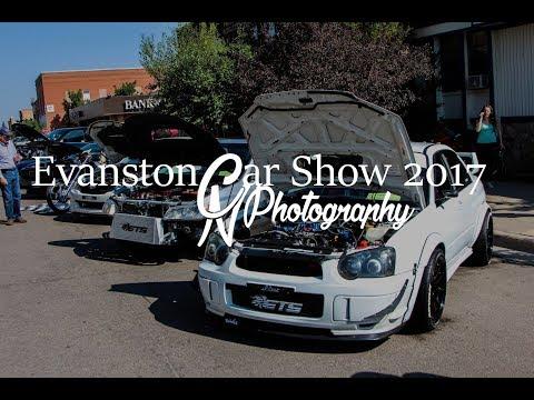 Evanston Car Show 2017