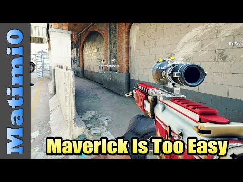 Maverick Is Too Easy - Rainbow Six Siege