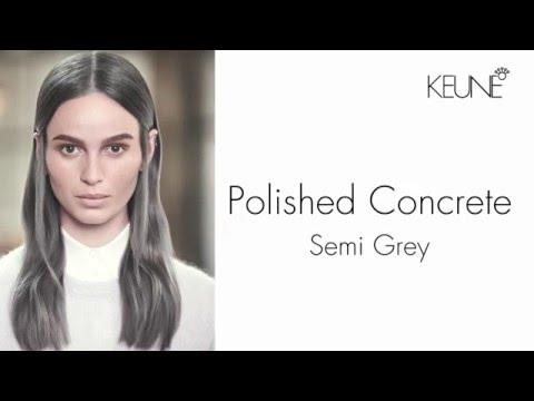 Semi grey color
