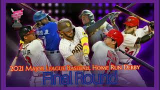 MLB 올스타 홈런더비 #2021MajorLeague…