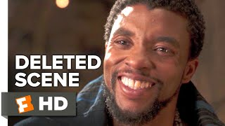 Black Panther Deleted Scene - T'Challa Remembers His Father (2018) | Movieclips Extras