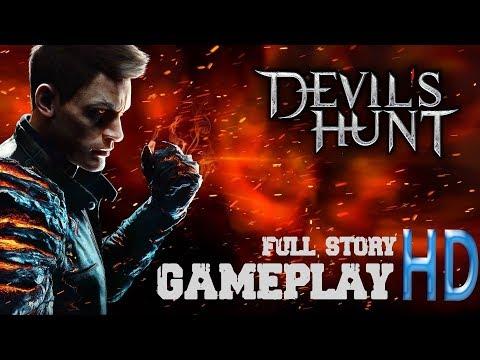 DEVILS HUNT - FULL STORY - PART 1 -  GAMEPLAY - HD |