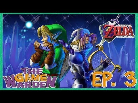 The Game Warden: Ocarina of Time Episode 3