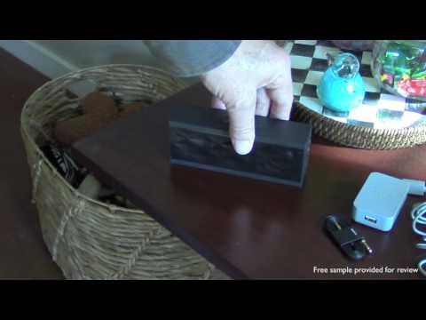 Review Jawbone Jambox refurbished bluetooth speaker