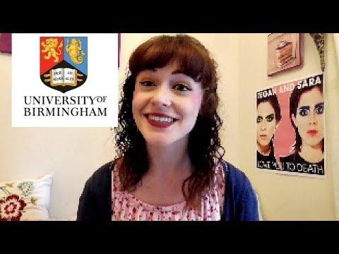 UNI Q&A | UNIVERSITY OF BIRMINGHAM