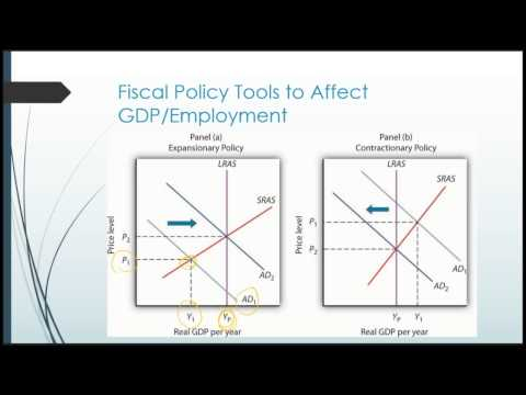 Fiscal Policy Video