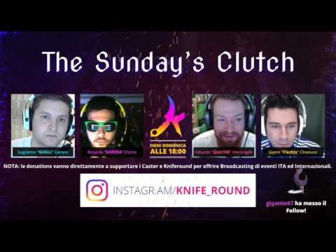The Sunday's Clutch #EP.3