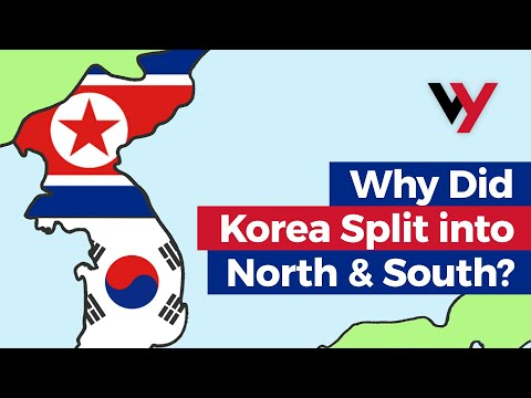 Thumbnail: Why Korea Split Into North and South Korea