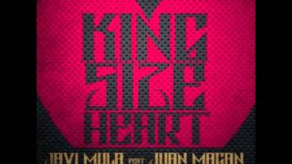 Javi Mula ft. Juan Magan - Kingsize Heart (Club Extended Mix)