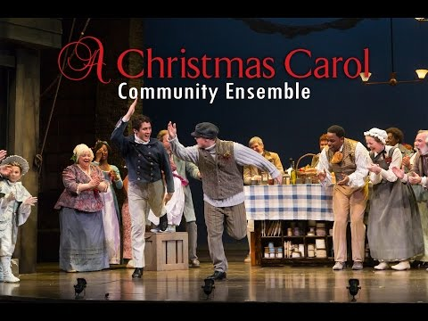 A CHRISTMAS CAROL Community Ensemble