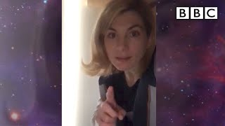 5 things the Doctor does in any worrying situation | @Doctor Who  - BBC