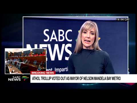BREAKING NEWS: Athol Trollip voted out as NMB Metro mayor streaming vf