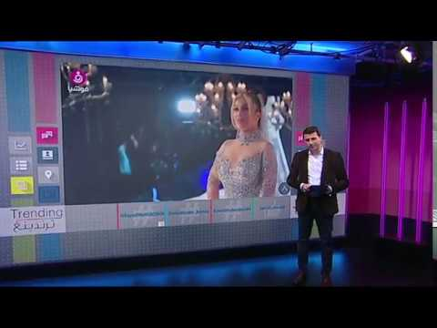 بي_بي_سي_ترندينغ: فستان مرصع بالألماس ترتديه نيكول_سابا  - نشر قبل 49 دقيقة
