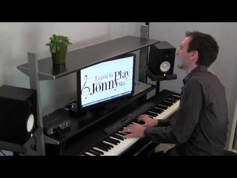 Once Upon a December - Piano Arrangement by Jonny May