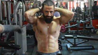 Nasir Kraipak   BodyBuilder- Chest Workout