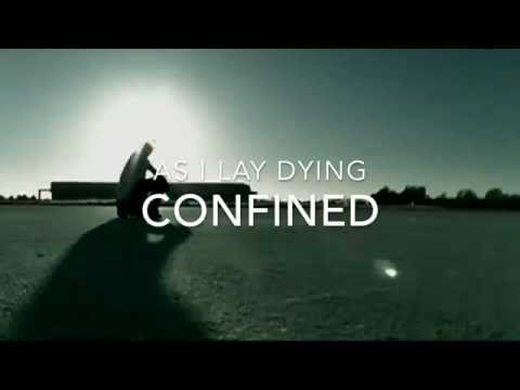 AS I LAY DYING - Confined lyric and music video