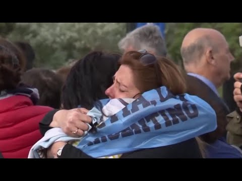 Argentine Submarine Found One Year After Disappearing With 44 Aboard   NBC Nightly News