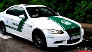 Expensive cars for dubai police