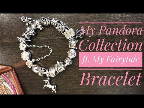 My Pandora Collection featuring My Fairytale Themed Bracelet