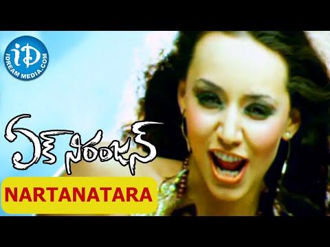 Ek Niranjan Movie Songs - Nartanatara Video Song || Prabhas, Kangana Ranaut || Mani Sharma