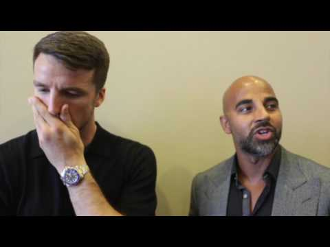 'THERE'S MARMITE ... THEN THERE'S OHARA DAVIES' - ANTHONY FOWLER & DAVE COLDWELL ON BOXING LOVE/HATE