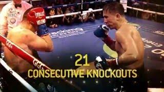 WCB: Golovkin vs. Wade (HBO Boxing)