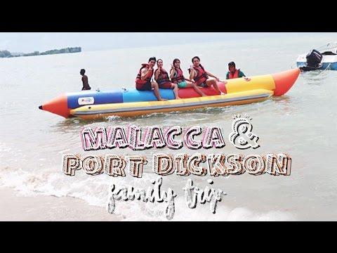 4D3N Malacca & Port Dickson Trip | 18.11.16