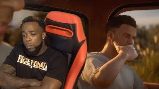 DEVIN HIT HIS FRIEND CRUISE IN THE FACE! MADDEN NFL 18 Longshot Ep.6